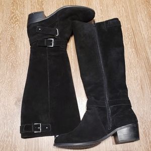 Arturo Chiang Black Calf boots